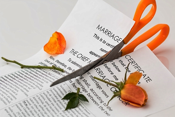 Razvod braka u horoskopu