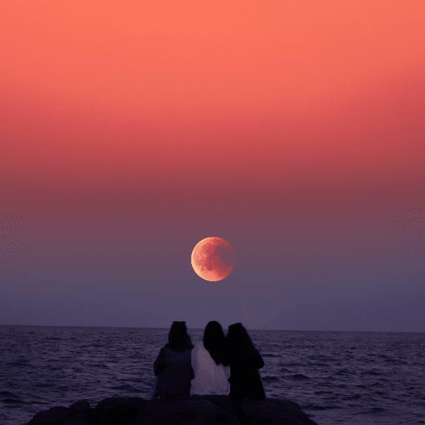 Mesec u natalnoj karti